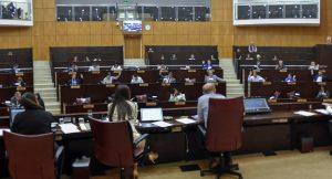 La Legislatura neuquina rechazó el protocolo para el uso de armas de fuego