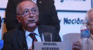 Acevedo, de la UIA: «Estamos preocupados para 2019»