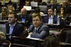 El exabrupto de Massot que enfureció a diputados K, en medio del debate por Papel Prensa