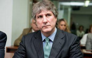 Tribunal otorgó la excarcelación a Amado Boudou