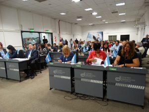 El oficialismo aprobó el Presupuesto y el nuevo Marco Regulatorio para taxis y remis
