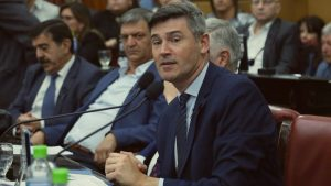 """Passerini le reclamó a Mestre que se dedique a """"gobernar"""" y no a ser candidato a gobernador"""