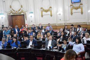 Unicameral: la disputa electoral se coló en el debate del Presupuesto 2019