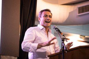 """En tono de campaña, Mestre afirmó que un radical va a """"gobernar"""" la Provincia en 2019"""