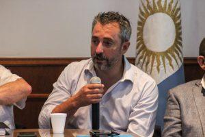Fresneda le pide al Gobernador que hable con Macri o Bullrich para que no se aplique el Protocolo de uso de armas en Córdoba