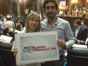 La izquierda impulsa sesión especial (#27D) contra el cierre de escuelas nocturnas