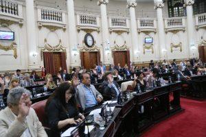 """Por amplia mayoría, la Unicameral aprobó la """"ley del arrepentido"""""""