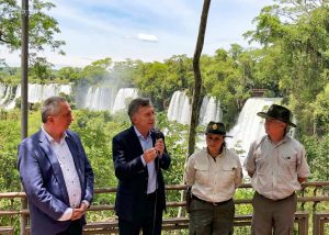 """La Argentina """"está construyendo futuro sobre bases sólidas"""", destacó Macri"""