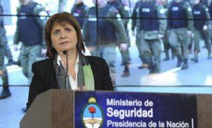 """Para Amnistía, el nuevo protocolo de Bullrich """"viola los derechos humanos"""""""