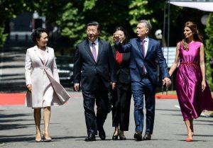 """Al destacar el rol de China, Macri afirmó: """"cuanto mejor le vaya, mejor le irá a la Argentina y al mundo"""""""