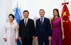 La Argentina rubricó más de 30 acuerdos con China