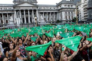 Insistirán en 2019 ante el Congreso con el proyecto de aborto legal