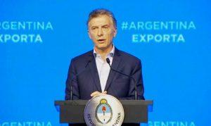 «Estamos sentando las bases para alcanzar ese futuro que nos merecemos», afirmó Macri
