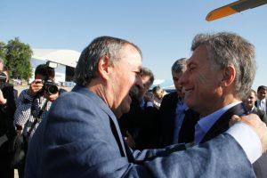 Schiaretti ausente con aviso en el acto de Macri en Fadea