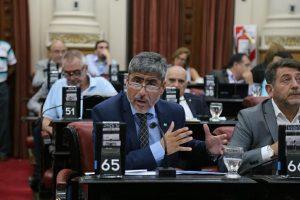 Suba de tarifa: Quinteros insistió en que los usuarios pagarán el canon que Aguas Cordobesas le debe a la Provincia