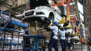 La industria se desplomó casi 10% en noviembre