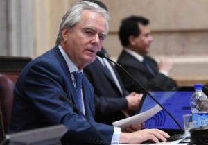 Pinedo se mostró confiado en que Macri será reelecto en 2019