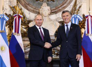 """Rusia ofreció instalar """"una central atómica"""" en la Argentina"""