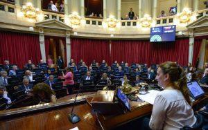 """""""Ley Micaela"""": el Senado debate el proyecto contra la violencia de género"""