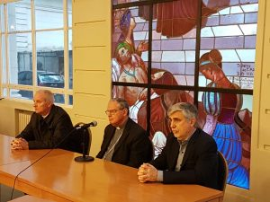 Movimiento sociales advierten a la Iglesia sobre la crisis