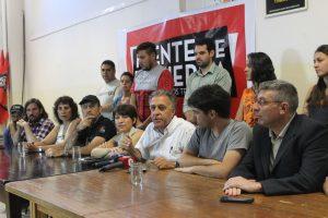 """Pitrola: """"Urge la propuesta nacional del FIT para enfrentar al régimen del FMI y los monopolios petroleros"""""""