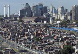 El CAF financiará un programa de integración urbana en territorio porteño