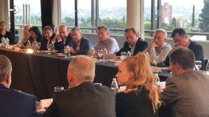 Schiaretti anunció una inversión de $350 M para obra de cloacas en Villa Carlos Paz