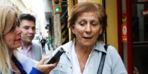 """""""Hacía falta este homenaje que me ayudará a seguir viviendo"""", afirmó la madre de Nisman"""