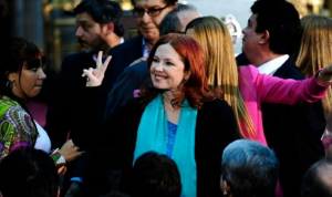 Andrea Del Boca, cerca del juicio oral por los fondos que recibió del Estado para «Mamá Corazón»