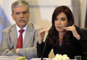 Casación revisará las prisiones preventivas de CFK y De Vido en la causa de los cuadernos K