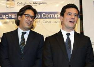 """""""Agenda de cooperación"""" en materia de Justicia con el ministro del área de Bolsonaro"""