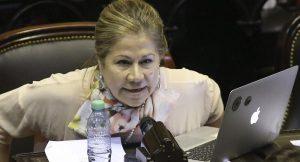 La massista Camaño convocó a «no votar en contra de» en las elecciones