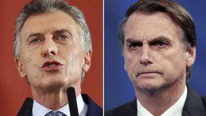 La agenda de temas que Macri lleva a la cumbre con Bolsonaro