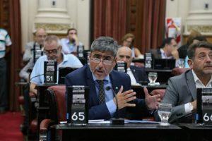 Quinteros se bajó de la precandidatura a intendente con mensaje a la interna de Cambiemos
