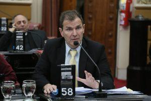 Uso de armas: Bee Sellares quiere que Córdoba adhiera al protocolo de Bullrich