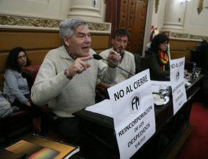 Para Salas, los «casos de desaparición» de Daiana y Franco, exigen «una respuesta legislativa»