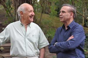 En clave electoral, Pichetto y Lavagna se reunieron en Cariló