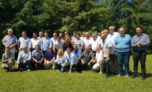 Intendentes radicales renovaron su respaldo a la gestión de Vidal