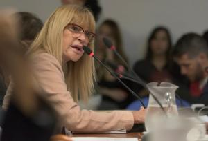 Confirmaron la prisión preventiva para la diputada de Cambiemos Aída Ayala, en la causa por lavado de dinero