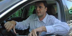 Massa inició desde Miramar una recorrida en auto por el país y reafirmó su rechazo a los tarifazos