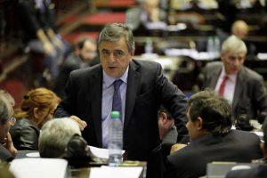 """Ante la carta de López (Tarifa Social), Negri le endilgó al Gobierno de UPC una """"clara intención electoral"""""""