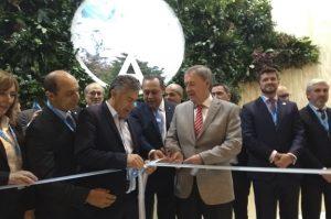 Schiaretti presentó la oferta turística de Córdoba en la FITUR de Madrid