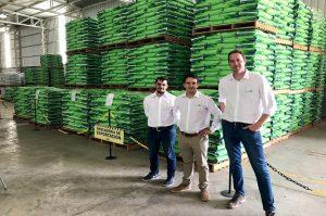 Empresa cordobesa logró realizar exitosamente su primera exportación de garbanzo a la Unión Europea