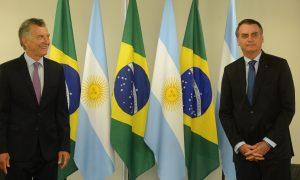"""Junto a Macri, Bolsonaro afirmó: """"No hay tabúes en la relación bilateral»"""