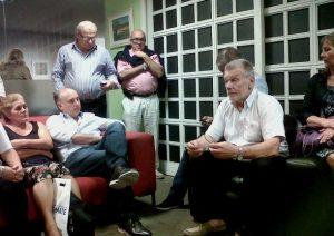 Confirman propuesta a Accastello: quieren que compita el #12Mayo