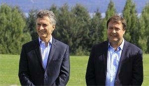 Macri hace un alto en sus vacaciones y encabeza inauguración de obras en Bariloche