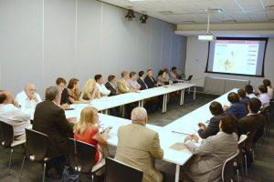 Salta presentó la oferta minera a empresarios de la República de la India