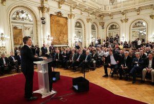 """Macri anunció medidas de """"alivio fiscal"""" para pymes"""