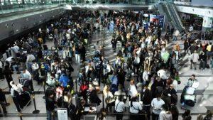 Arribaron al país casi 7 millones de turistas extranjeros en el 2018