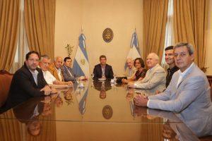 Lavagna y gobernadores peronistas debatieron sobre los ejes de una propuesta política a futuro